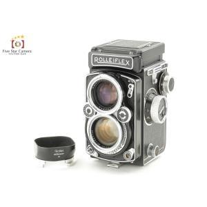【中古】Rollei ローライ ROLLEIFLEX 2.8D 二眼レフカメラ