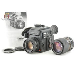 【中古】ROLLEIFLEX ローライフレックス 3003 + HFT Planar 50mm f/1.8 + Rolleieinar MC 35-105mm f/3.5-4.3