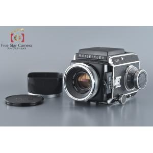 【中古】Rollei ローライ ROLLEIFLEX SL66 + Carl Zeiss Planar 80mm f/2.8