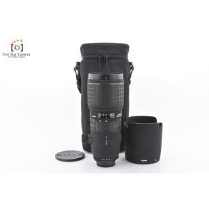 【中古】SIGMA シグマ APO 100-300mm f/4 D EX DG HSM ニコン用|five-star-camera
