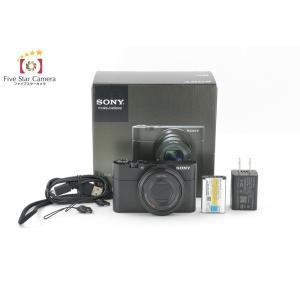 【中古】SONY ソニー CyberShot DSC-RX100|five-star-camera
