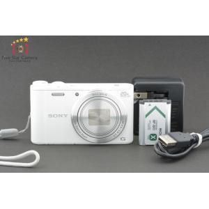 【中古】SONY ソニー Cyber-shot DSC-WX350 ホワイト コンパクトデジタルカメラ|five-star-camera