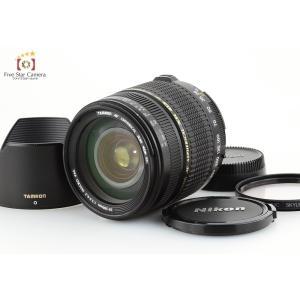 【中古】 TAMRON A06 AF 28-300mm f/3.5-6.3 XR LD IF MACRO ニコン用