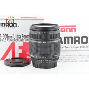 【中古】TAMRON タムロン A06 AF 28-300mm f/3.5-6.3 XR LD IF MACRO ニコン用|five-star-camera