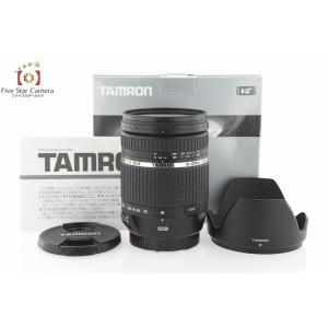 【中古】TAMRON タムロン B003 18-270mm f/3.5-6.3 Di II VC キヤノン用|five-star-camera