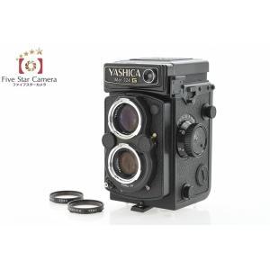 【中古】YASHICA ヤシカ Mat 124G 二眼レフカメラ