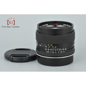 【中古】CONTAX コンタックス Carl Zeiss Distagon 35mm f/2.8 T...