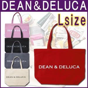 ディーン&デルーカ トートバック Lサイズ DEAN&DELUCA エコバッグdean&deluca ショッピング 通勤 通学 ランチバック