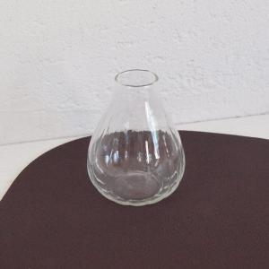 【素材】RECYCLE GLASS 【サイズ】約φ7.5(BOTTOM)×H9.5cm  再生ガラス...