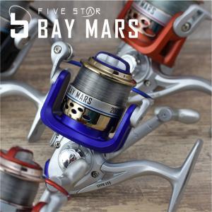 FIVE STAR/ファイブスター BAY MARS 4000/ベイマーズ/スピニングリール/海水/釣り|fivestarfishing