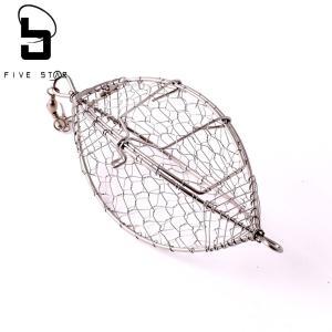 ALIVE/アライブ ステン四角アンドンカゴ 中目 SS/FIVESTAR/ファイブスター|fivestarfishing