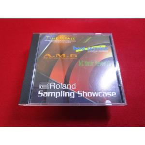英国製サンプリングCD Roland Sampling Showcase fixhips-music