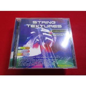 英国Time+Space社製サンプリングCD STRING TEXTURES fixhips-music