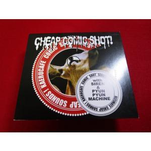 カエルカフェ サンプリングCD CHEAP COMIC SHOT fixhips-music