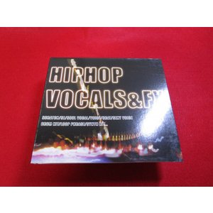 カエルカフェ サンプリングCD HIPHOP VOCALS & FX fixhips-music