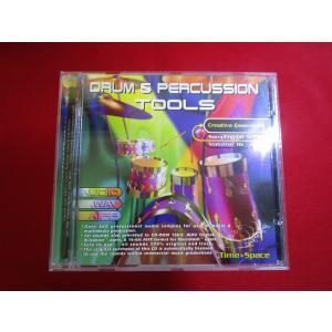 英国Time+Space社製サンプリングCD DRUM & PERCUSSION TOOLS fixhips-music