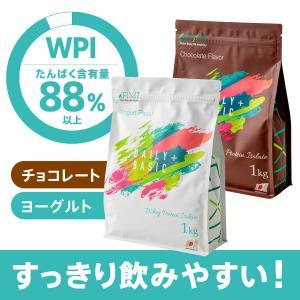 プロテイン ホエイプロテイン WPI チョコレート 1kg  たんぱく質含有量89.8% FIXIT...