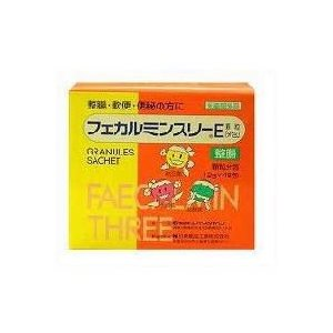 フェカルミンスリーE 48包(医薬部外品)エバースジャパン...