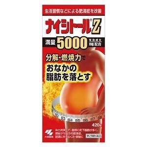 ナイシトールZ 420錠(第2類医薬品) 小林製薬