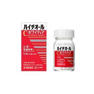本気のシミ対策!  ハイチオールCホワイティアは、シミ・そばかす治療薬です。  抗酸化作用を持つL-...