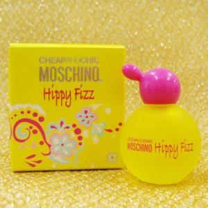 モスキーノMOSCHINOヒッピーフィズ,HIPPY FIZZ,4.5ml fjg3