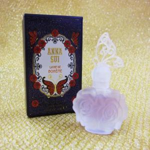 アナスイ ANNA SUI ラヴィドゥボエム LAVIE DE BOHEME 香水 ミニ香水 ミニボトル ミニチュア fjg3