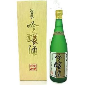 惣誉 吟醸酒 720ml|fkd-netplaza