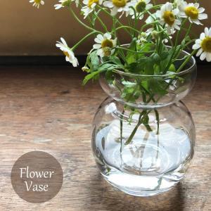 フラワーベース1個 硝子ベース 花瓶 ボブクラフト ガラスボトル 609 FKRSL ボブクラフト609グードベース|fkjiyugaoka