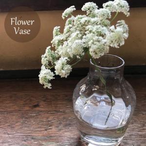 フラワーベース1個 硝子ベース 花瓶  ボブクラフト  FKRSL ボブクラフト619-2ギムレットM|fkjiyugaoka