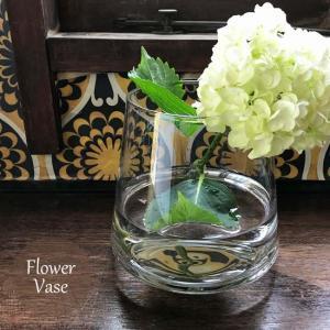 フラワーベース1個 硝子ベース 花瓶 ボブクラフト 台形ポットL ガラスボトル  FKRSL ボブクラフト823-1台形ポットL|fkjiyugaoka