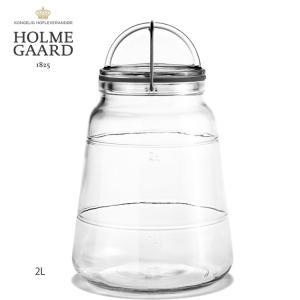 ホルムガード scala スカーラ 2L  ストレージジャー 保存瓶 キッチン雑貨 北欧  FKRSL ホルムガードスカーラジャー2L|fkjiyugaoka