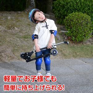 キックスケーター キックボード 子供 ブレーキ...の詳細画像5