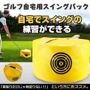 バッグ ゴルフ スイング 自宅 練習 トレーニング フォーム矯正 スイング 素振り インパクト 打点 コンペ 接待 スポーツ ad121