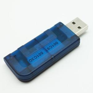 小型ワイヤレスバーコードリーダー CM-520用 Bluetooth HID&COM対応ドングル A-303|fksystem