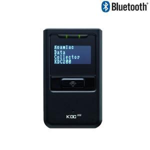 小型バーコードリーダー・データコレクター KDC200iM (日本語表示対応) 【iPhone/iPad/iPodtouch対応】 fksystem