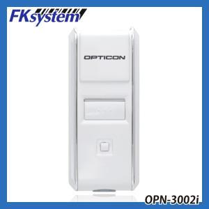 オプトエレクトロニクス OPN-3002iホワイト データコレクタ バーコード QRコード GS1対応 Bluetooth搭載|fksystem