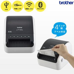 brother ブラザー ピータッチ QL-1115NWB ラベル サーマルプリンター USB接続|fksystem