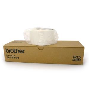 brother(ブラザー工業) RD-S05J1 RDロール (感熱紙・プレカット紙ラベル 国内正規品・国内保証)|fksystem