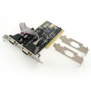 AREA シリアルポート増設 PCIカード SD-PCI9835-2SL|fksystem