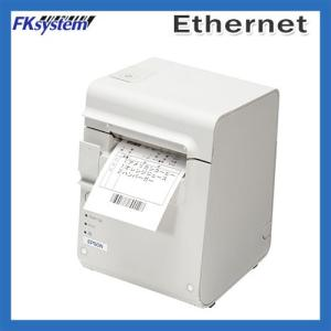 EPSON エプソン TM-T90KP レシート サーマルプリンター TM90KPE551 | 有線LAN接続|fksystem