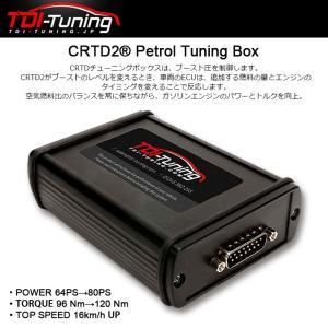 JB64W ジムニー TDI CRTD2 Petrol Tuning Box パワーアップ/トルクアップ チューニングボックス