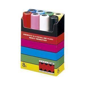 (まとめ) 三菱鉛筆 水性マーカー ポスカ 極...の関連商品4
