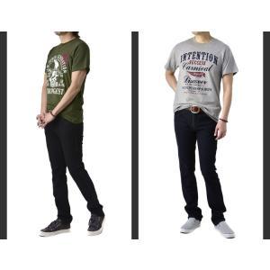綿コーマ糸 Tシャツ メンズ 半袖 ミリタリー...の詳細画像2