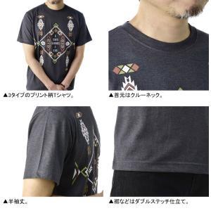 綿コーマ糸 Tシャツ メンズ 半袖 ミリタリー...の詳細画像5