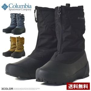コロンビア Columbia スノーブーツ メンズ チャケイピオムニヒート オーソライト 蓄熱保温 ブーツ Z4J|flagon