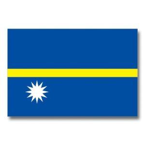 世界の国旗ポストカードシリーズ <オセアニア> ナウル共和国 Flags of the world POST CARD <Oceania> Republic of Nauru