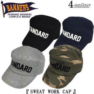 ペナントバナーズ PENNANT BANNERS スウェット ワーク キャップ SWEAT WORK CAP 帽子 PB-006|flamingosapporo