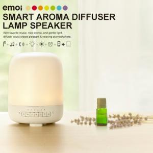 スマートアロマディフューザーランプスピーカー H0027/Smart Aroma Diffuser Lamp Speaker/在庫有(20)|flaner-y