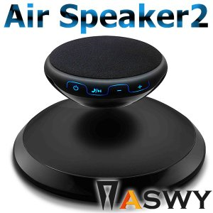AirSpeaker2 エアスピーカー 空中浮遊スピーカー ASWY(NPT)/取寄せ5日|flaner-y