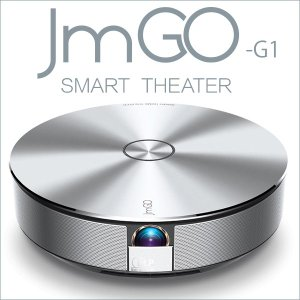 JmGOーG1 CLVー612 セラヴィ ジンゴ プロジェクター(SLV)/取寄せ5日|flaner-y